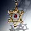 The Pendant. Gold, diamonds, the ruby. Price $1000